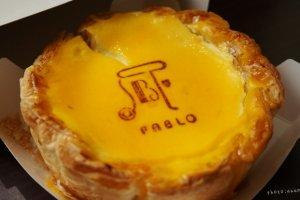 大阪-「Pablo」人氣現烤起司塔 值得等待的美味