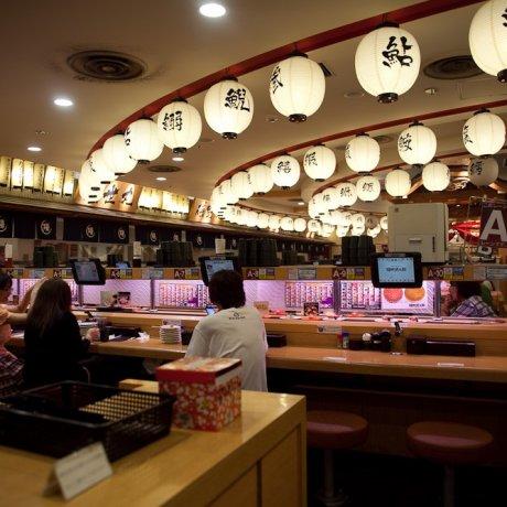 迴轉壽司Sushi-Go-Round