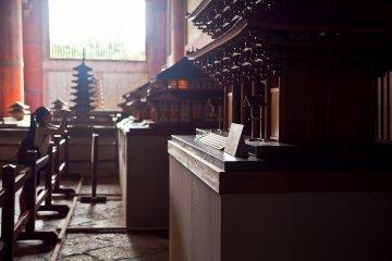<p>Una de las muchas r&eacute;plicas del templo Todaiji de tiempo atr&aacute;s</p>
