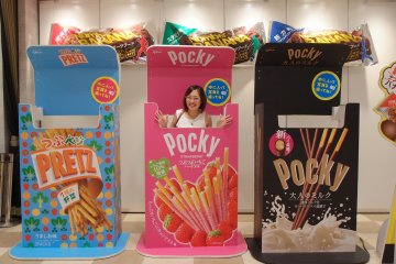 Packs of life-size pocky that are irresistible!