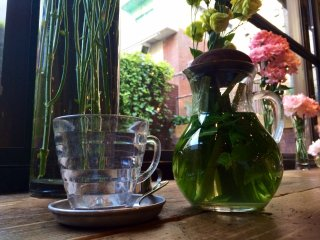 Refresh blend tea : A perfect choice in sunny days