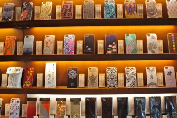 <p>iPhone cases designed by independent artists are a unique gift</p>