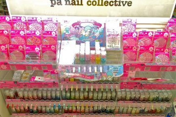 <p>For girls who love nail art, select from lively colored nail polish, stickers, stones &amp; decorations.</p>