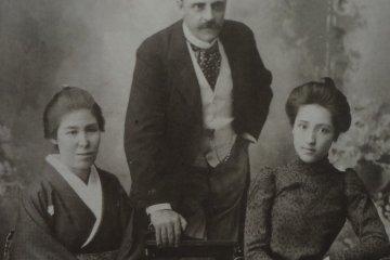 Conder, Kume, and Helen