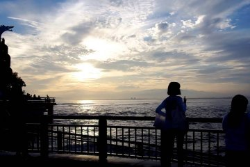Enoshima in Summer
