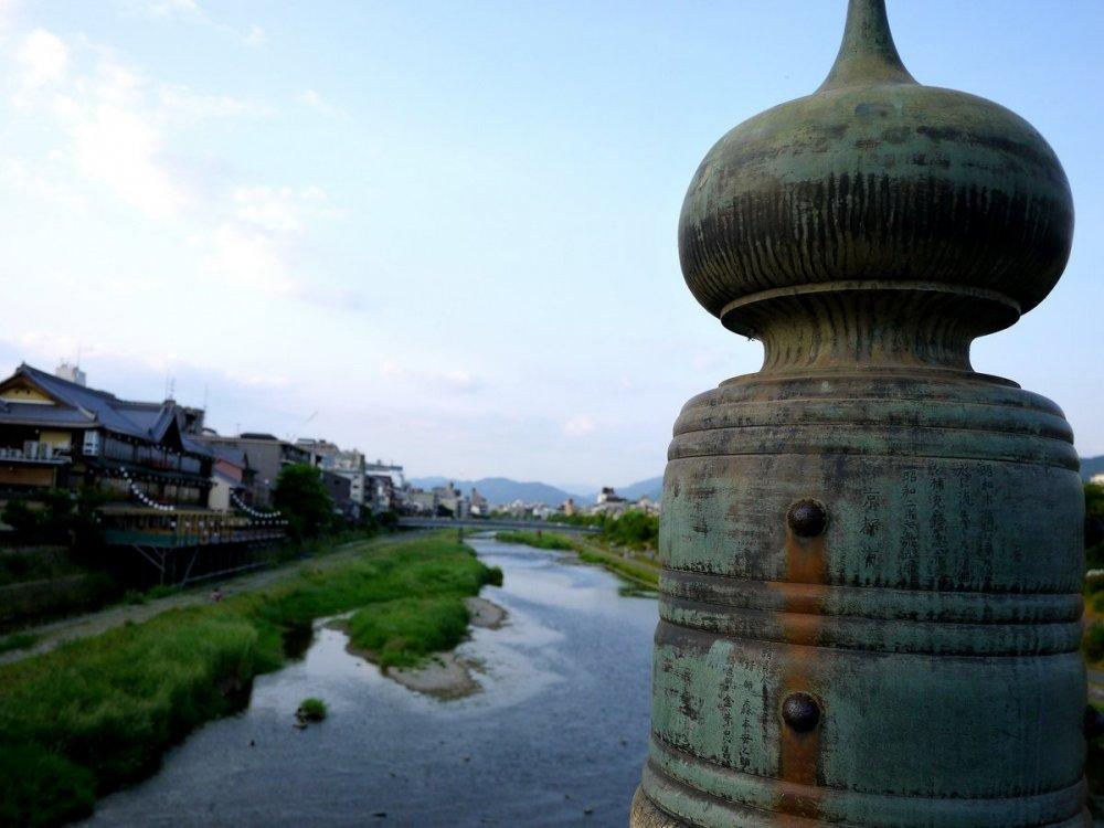 Xuôi dòng Kamogawa