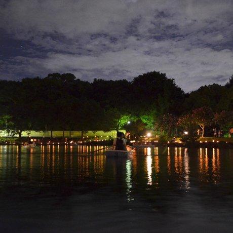 Festival Lampion Nara Tokae