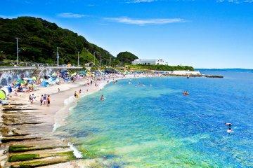 Pantai dan Taman Kannonzaki