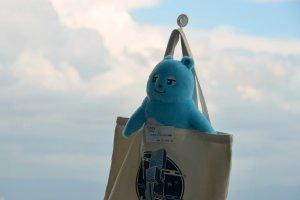 Mascot of Abeno Harukas