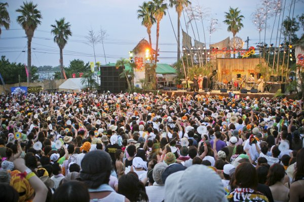Home Grown is one of the many top acts of Japanese reggae featured at Sunset Live