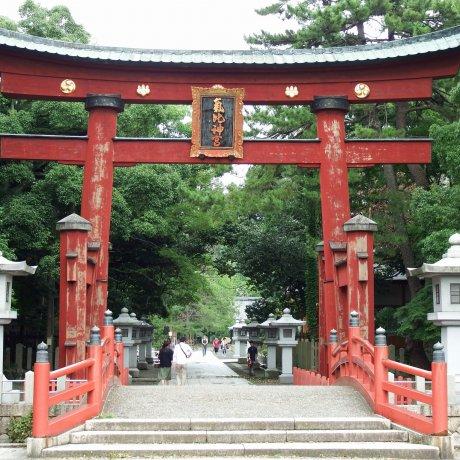 敦賀の気比神宮: 福井
