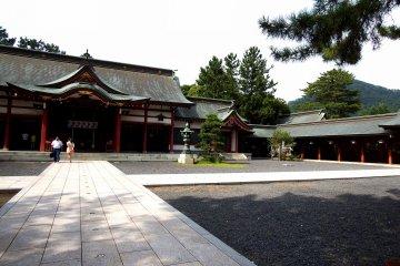 <p>Prayer hall</p>