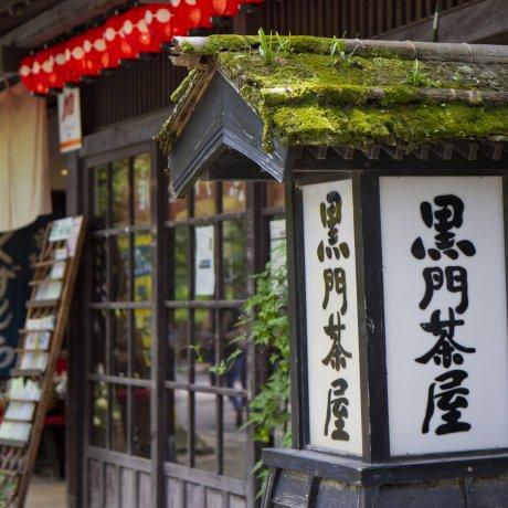 Thị trấn thành cổ Akizuki