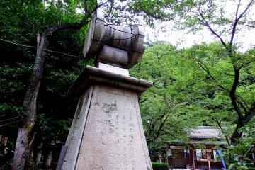 <p>Japanese drum-shaped clock tower</p>