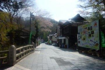 Takao-san to Jimba-san Day Hike