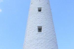 Hinomisaki Lighthouse in Izumo, Shimane Prefecture