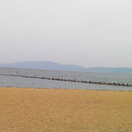 Houden Beach in Okayama