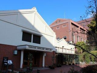 산토리 위스키 박물관