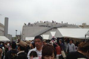 Kojima Fiber Festival, Kurashiki City, Okayama Prefecture