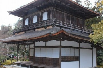 京都「銀閣寺」