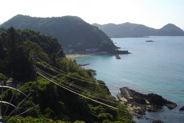 Sasago Beach, Shimane Prefecture