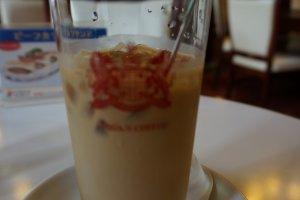 Cafe Au Lait ของเรา อร่อย หอม เข้มข้น