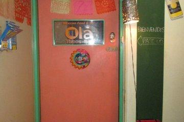 <p>Ola Tacos-Bar is on the sixth floor</p>