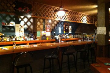 Bardega Bar in Hitachi city [Closed]