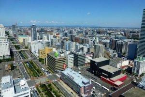 Kawasan utara Sapporo