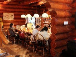 元々は紅茶に特化した喫茶店であった