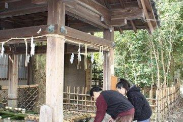 京都「梨木神社」参詣