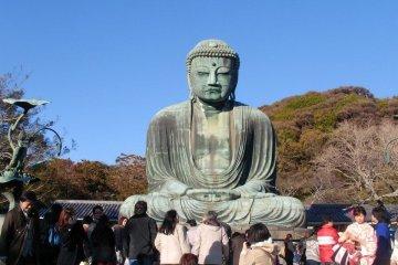 Le Daibutsu de Kamakura