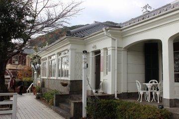 神戸「北野美術館」内巡り歩き