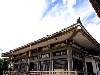 Tòa nhà chính của chùa Koshoji