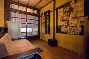 Common use area at Art Space Yosuga