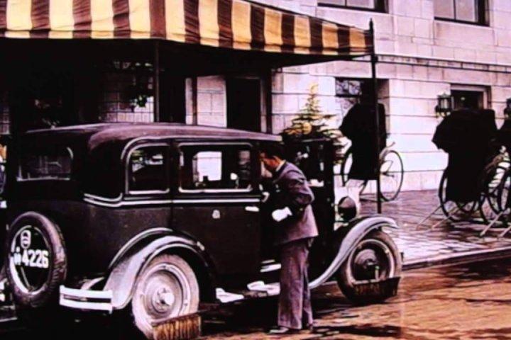 تاريخ يوكوهاما في فندق نيوجراند