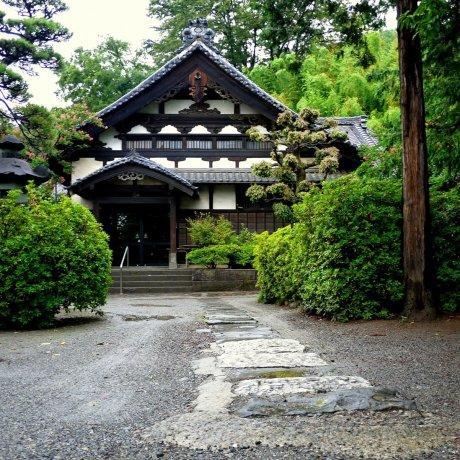 Inishie-no-Michi in Kofu