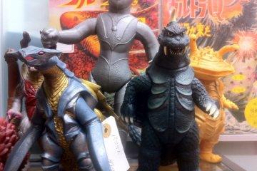 Retro Dinosaurs Galore