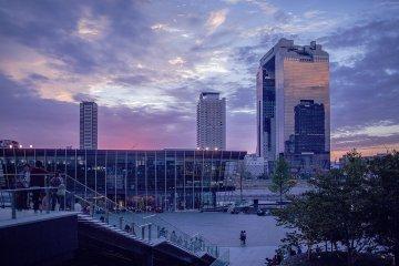 อาคาร Osaka Station City