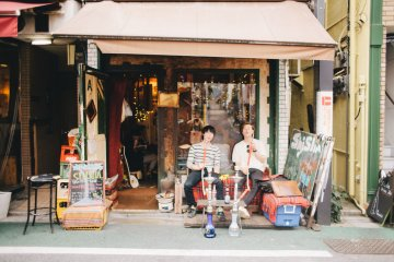 Foodies & Hipsters di Shimokitazawa