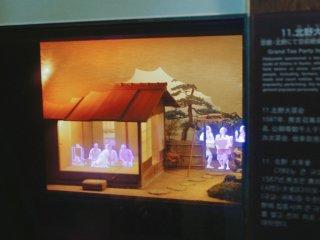 Diorama tiga dimensi dan drama hologram yang sangat menarik untuk disimak