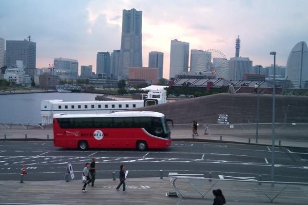 Yokohama Bayside Line Kanagawa Japan Travel Japan Tourism
