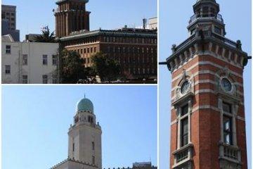 Towers of Yokohama