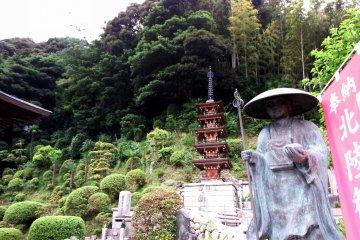 敦賀の金前寺: 福井
