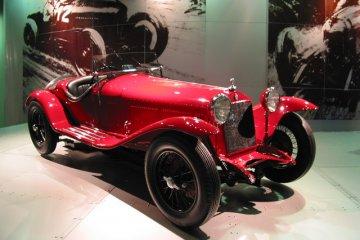 متحف سيارات تويوتا