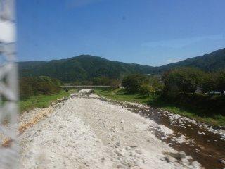 แม่น้ำ rhine ญี่ปุ่นแอบมีช่วงแห้ง