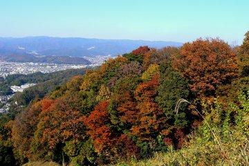 Leo núi Daimonji