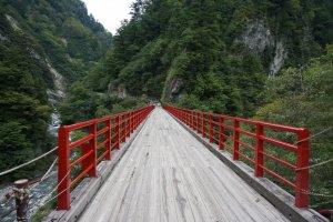 สะพานที่สถานีสุดท้าย สถานีkanetsuri