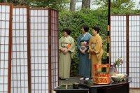 Большая токийская чайная церемония