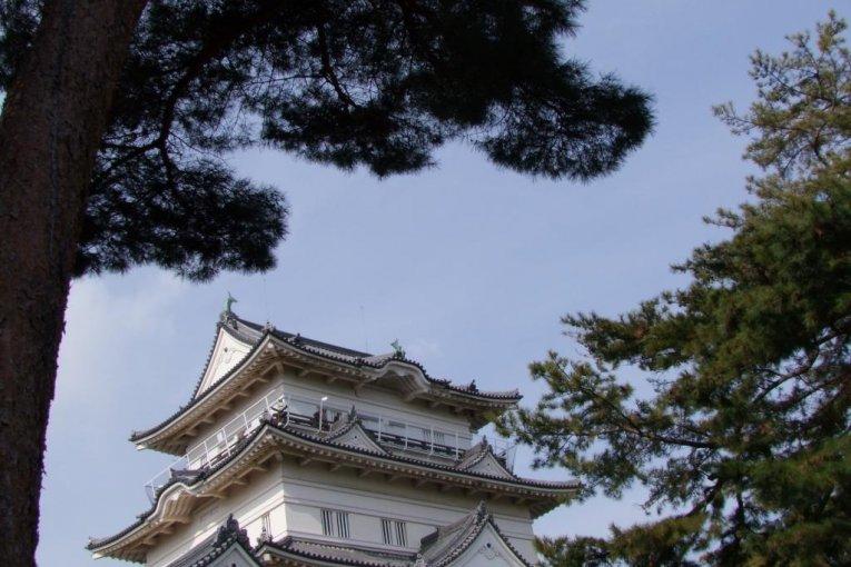 Diversão no Castelo de Odawara